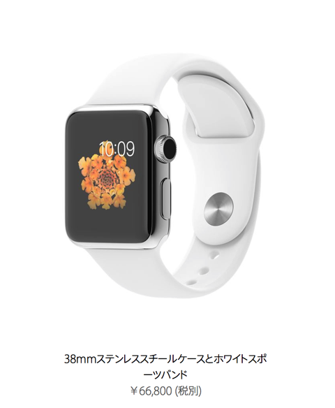 AppleWatchWantModel