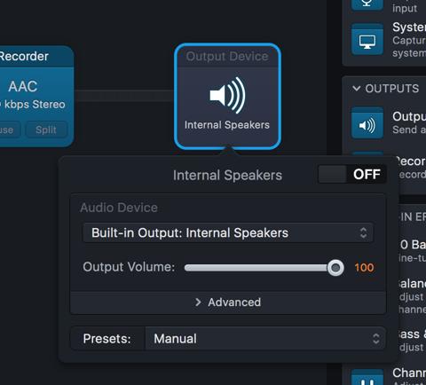 Audiohijackoutput