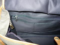 NewBalanceトート内側のポケット