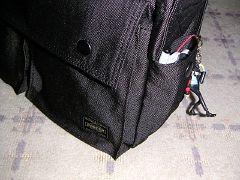 両脇のポケット