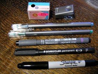 scosで買ったペン