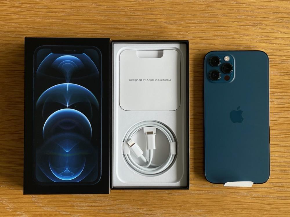 iPhone 12 Pro 付属品