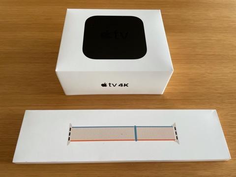 Apple TVとバンド