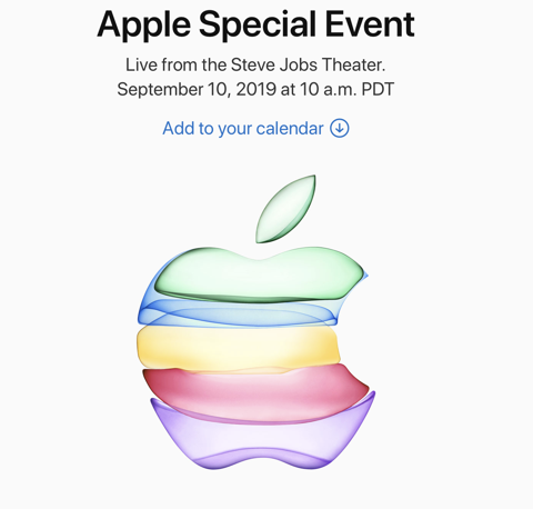 Applespecialevent2019