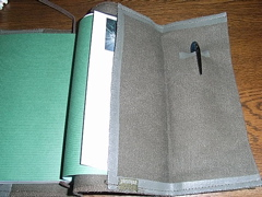 ブックパッカー大の内側