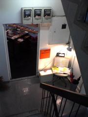 3階の入り口