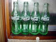 コーラの空きビン