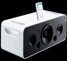 iPod Hi Fi 外観