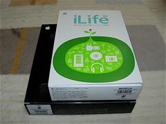 iLife'05のパッケージ