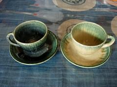 観慶丸コーヒーカップ
