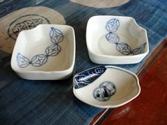 観慶丸の小皿