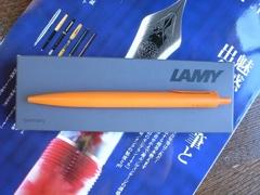 Lamyのnoto