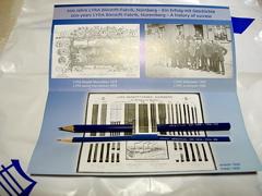 200年記念鉛筆