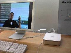 Mac mini in Ginza