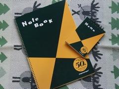 マルマンのスケッチブックデザインのノート