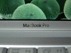 MacBook Proのロゴ