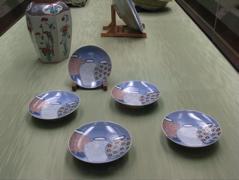 鍋島のお皿