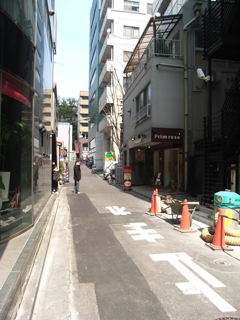 江戸坂道散歩:(27) 港区 あひる ...