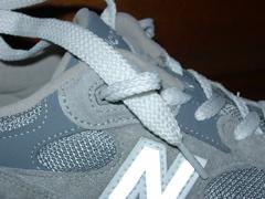 靴ひもの結び方その2