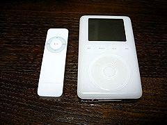 iPodとの比較