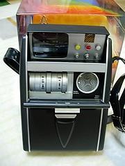 トリコーダー型電磁波探知機
