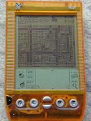 Palm版SimCity